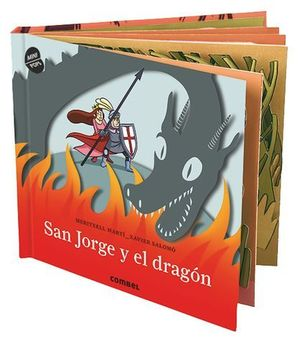 SAN JORGE Y EL DRAGON MINI POPS