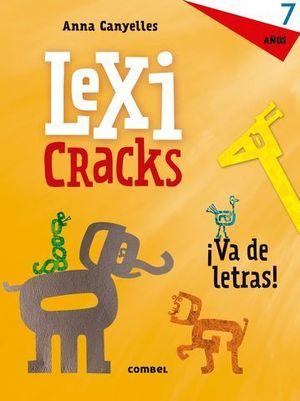 LEXICRACKS ¡VA DE LETRAS! 7 AÑOS