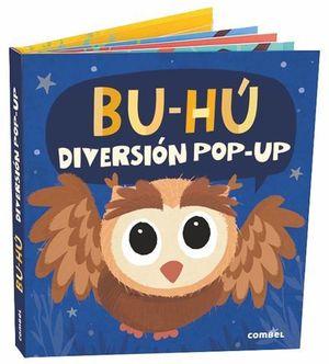 BU - HU ! DIVERSION POP - UP