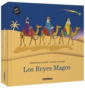 LOS REYES MAGOS.  MINI POPS
