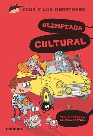 AGUS Y LOS MONSTRUOS.  OLIMPIADA CULTURAL