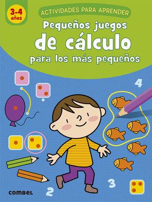 PEQUEÑOS JUEGOS DE CÁLCULO PARA LOS MÁS PEQUEÑOS (3-4 AÑOS)