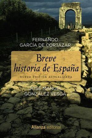 BREVE HISTORIA DE ESPAÑA ED. 2016