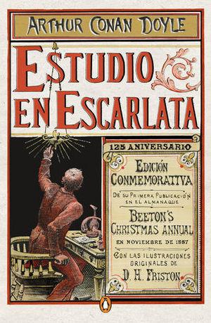 ESTUDIO EN ESCARLATA ED. CONMEMORATIVA