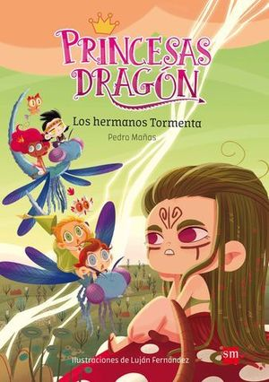 PRINCESAS DRAGON:  LOS HERMANOS TORMENTA