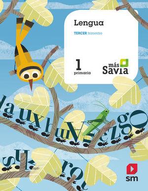LENGUA 1º EP BASICO MAS SAVIA  ED. 2018