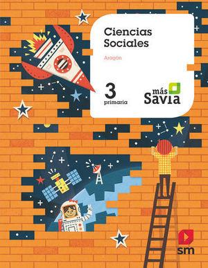 CIENCIAS SOCIALES 3º EP ARAGON MAS SAVIA  ED. 2018