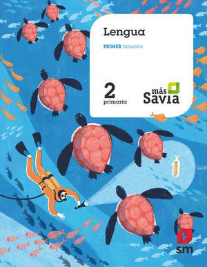 LENGUA 2º EP MAS SAVIA  ED. 2018