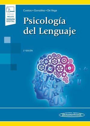 PSICOLOGIA DEL LENGUAJE ED.2ª
