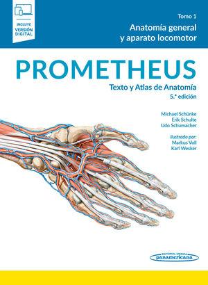PROMETHEUS:TEXTO Y ATLAS ANATOM.5ED.3T