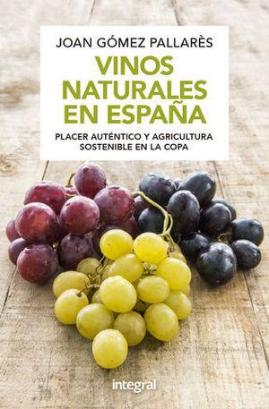 VINOS NATURALES DE ESPAÑA