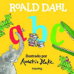 ABC. ROALD DAHL. EDICION 2020