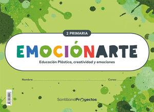 CUADERNOS Y FICHAS EMOCIONARTE SEGUNDO DE PRIMARIA
