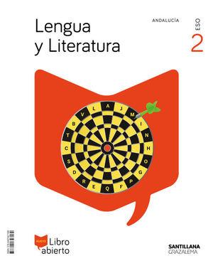 LENGUA Y LITERATURA LIBRO ABIERTO 2 ESO