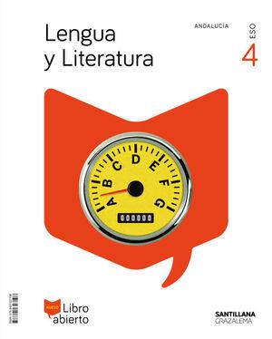 LENGUA Y LITERATURA LIBRO ABIERTO 4 ESO