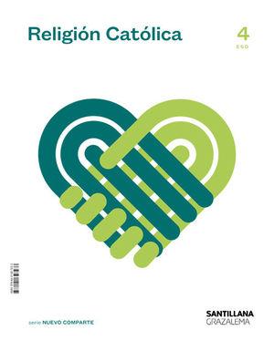 RELIGION CATOLICA 4 ESO SERIE COMPARTE GRAZALEMA