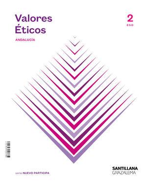 VALORES ETICOS SERIE NUEVO PARTICIPA 2 ESO