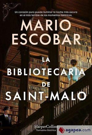LA BIBLIOTECARIA DE SAINT - MALO