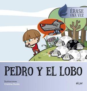 PEDRO Y EL LOBO.  ERASE UNA VEZ