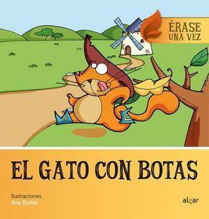 EL GATO CON BOTAS.  ERASE UNA VEZ