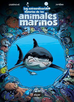 LAS EXTRAORDINARIAS HISTORIAS DE LOS ANIMALES