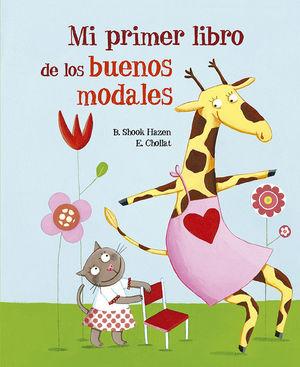 MI PRIMER LIBRO DE LOS BUENOS MODALES