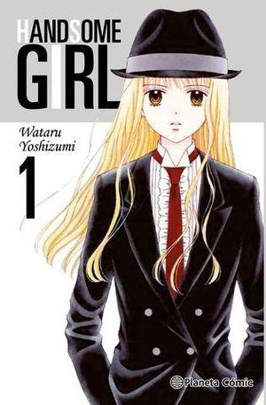 HANDSOME GIRL 1