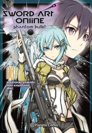 SWORD ART ONLINE PHANTOM BULLET 1