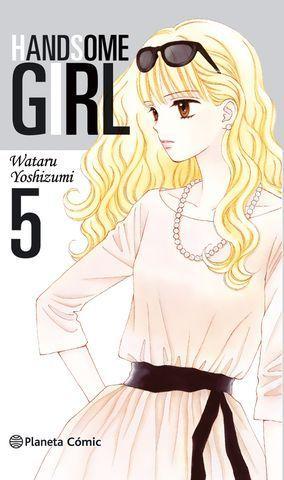 HANDSOME GIRL 5
