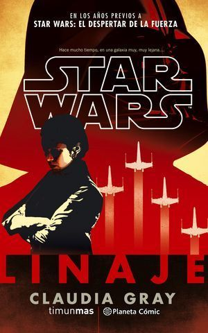 STAR WARS LINAJE  ( NOVELA )