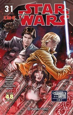 STAR WARS 31 LA CIUDADELA DE LOS GRITOS 2