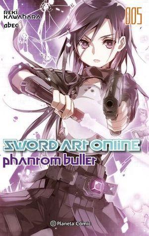 SWORD ART ONLINE PHATOM BULLET 3(LA NOVELA)