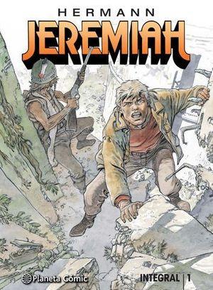 JEREMIAH 1  ( NUEVA EDICION )