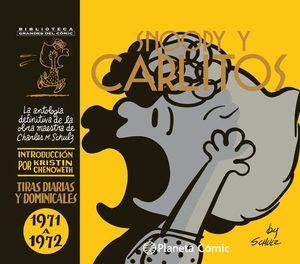 SNOOPY Y CARLITOS 1971-1972 Nº 11/25 (NUEVA EDICIÓN).
