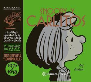 SNOOPY Y CARLITOS 1977-1978 Nº14