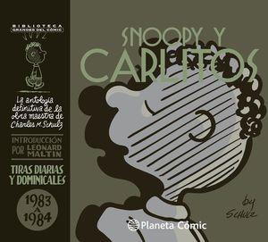 SNOOPY Y CARLITOS  1983 A 1984