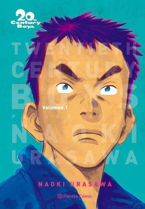 20TH CENTURY BOYS KANZENBAN 1
