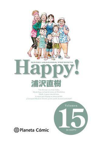 HAPPY 15