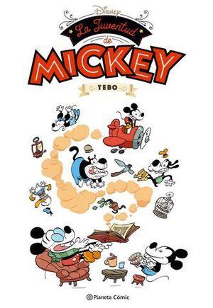 DISNEY:  LA JUVENTUD DE MICKEY