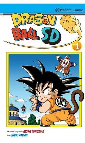 DRAGON BALL SD Nº 04.