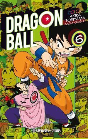 DRAGON BALL COLOR ORIGEN 6