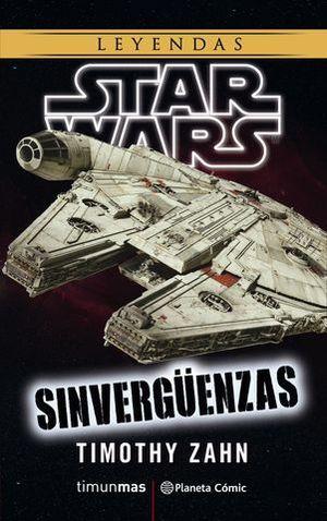 STAR WARS SINVERGÜENZAS