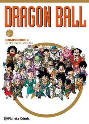 DRAGON BALL COMPENDIO 4