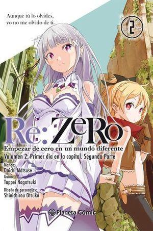 RE: ZERO 2 ( MANGA )