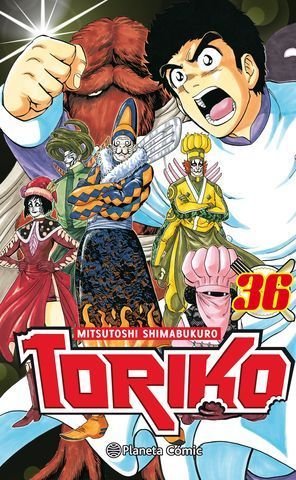TORIKO 36