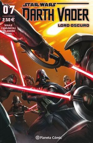 STAR  WARS VADER LORD OSCURO 7