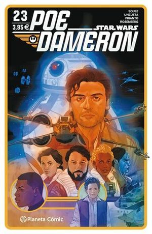 STAR WARS POE DAMERON 23