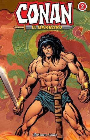 CONAN EL BARBARO 2 ( INTEGRAL )