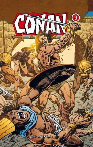 CONAN EL BARBARO 3 ( INTEGRAL )