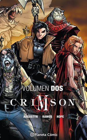 CRIMSON 2.  VAMPIROS COMIQUEROS